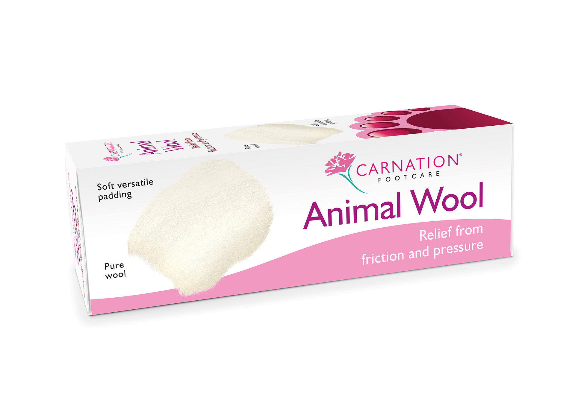 Animal Wool - 100% Merino Wool - 250g
