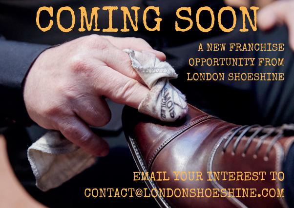 London Shoeshine franchise opportuntities