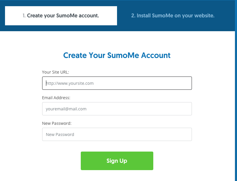 sumome-signup