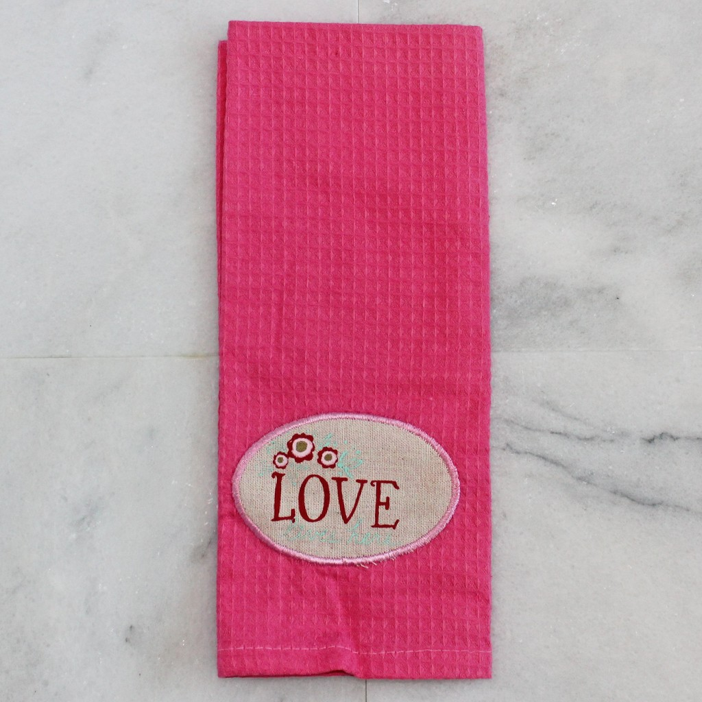 Towel - Love