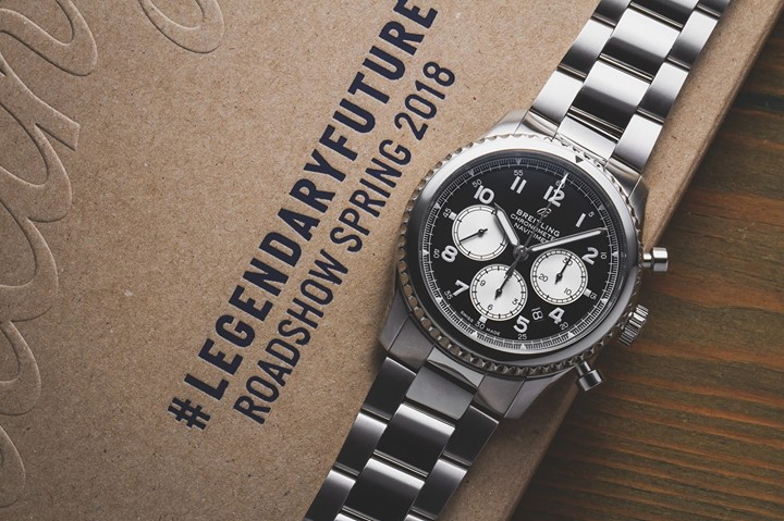 Share your thoughts on this new Breitling..