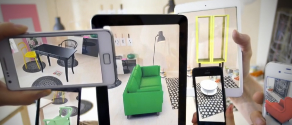 How AR is changing the way customers shopping