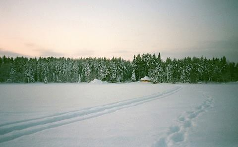 Do you prefer the experience of a snowy escape to..