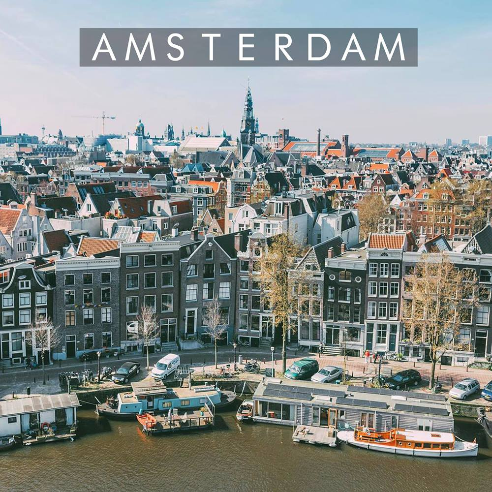 Amsterdam should be on your bucket list. Why?..