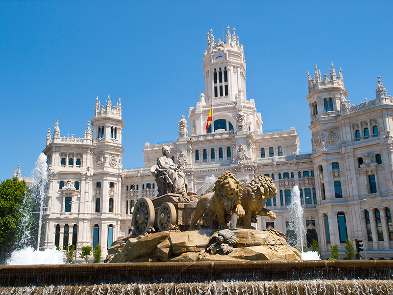 Travel to Madrid: Europe's Eldest Infant