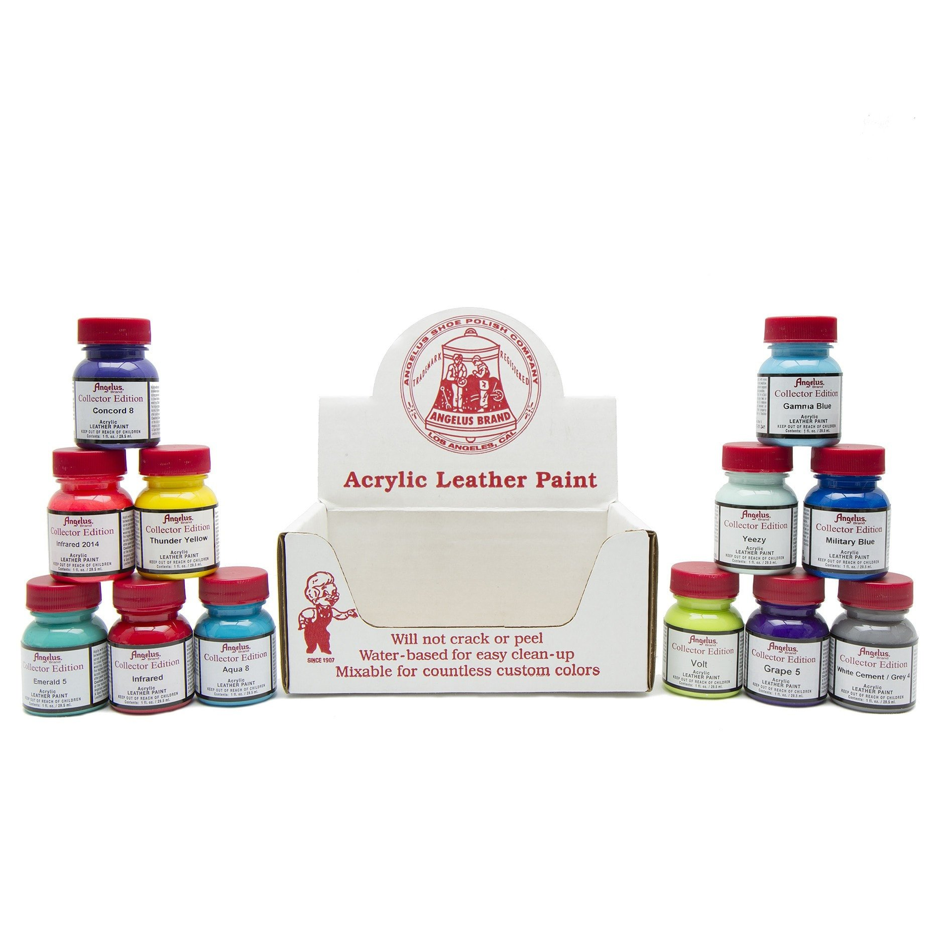 12 Color Collector Edition Assortment Kit