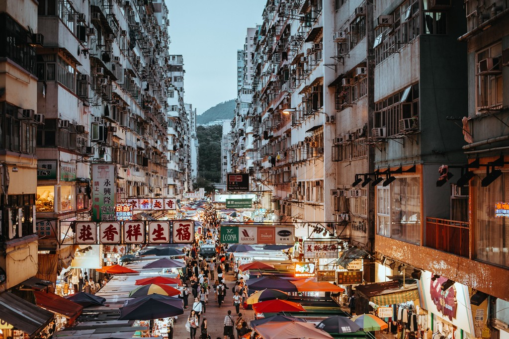 Must-Visit Areas- Hong Kong