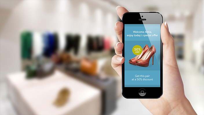 Ibeacon And Estimote - The Future Of Shopping