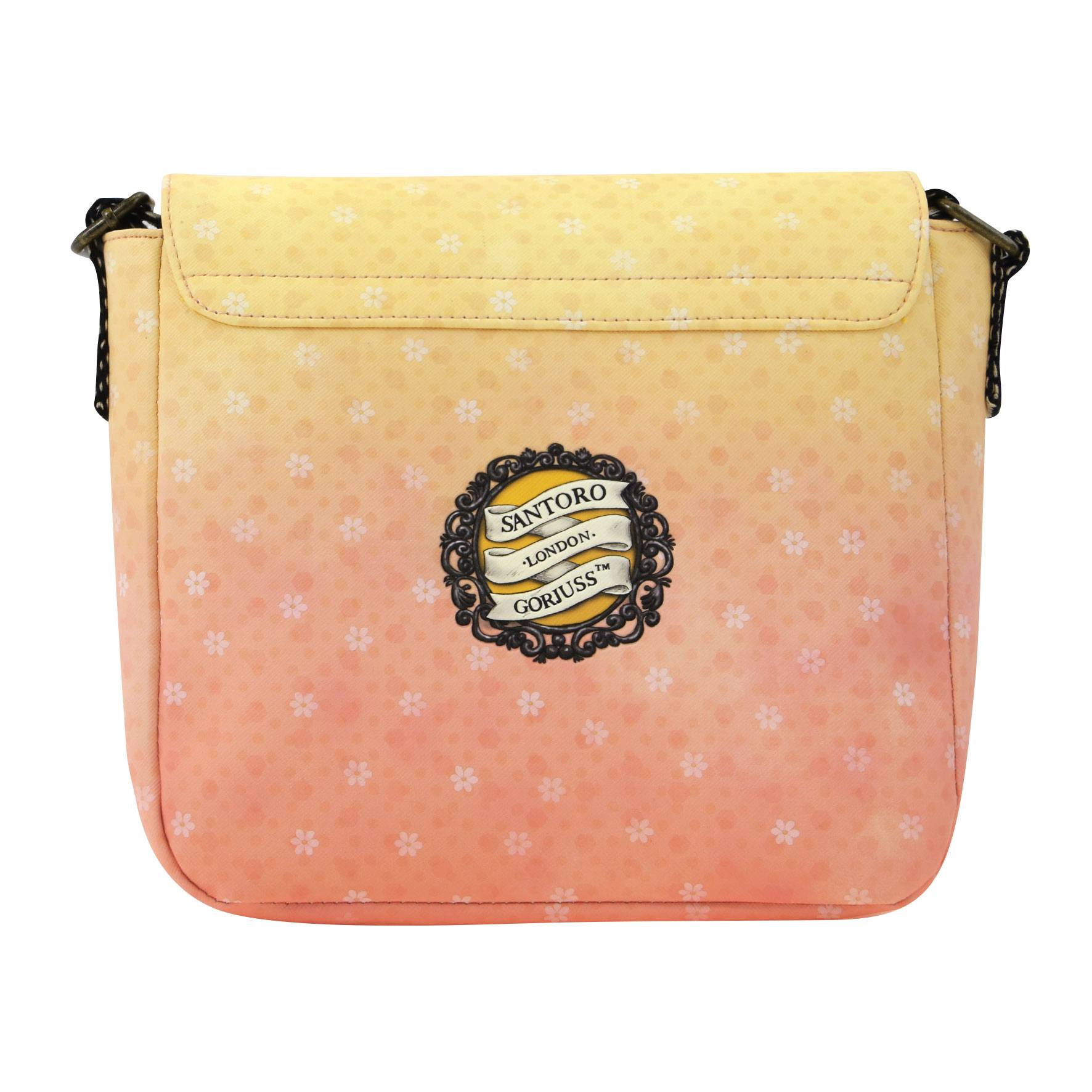 Gorjuss Cross Body Bag Bee-Loved (Just Bee-Cause)