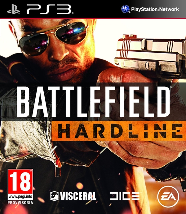 Battlefield: Hardline di Electronic Arts Ps3
