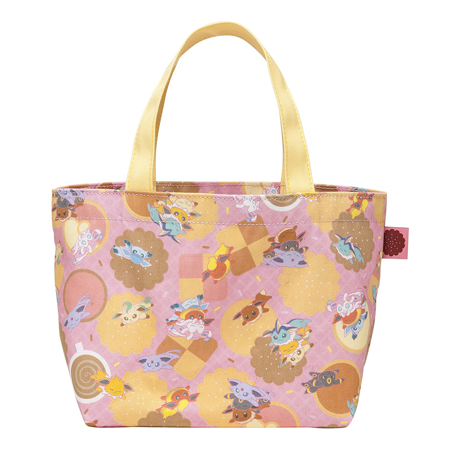 Pokemon Center Borsa Fantasia Sleeping Pokemon Candy Giappone