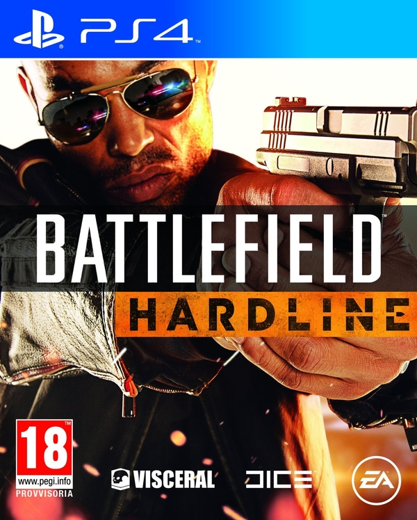 Battlefield: Hardline di Electronic Arts PS4