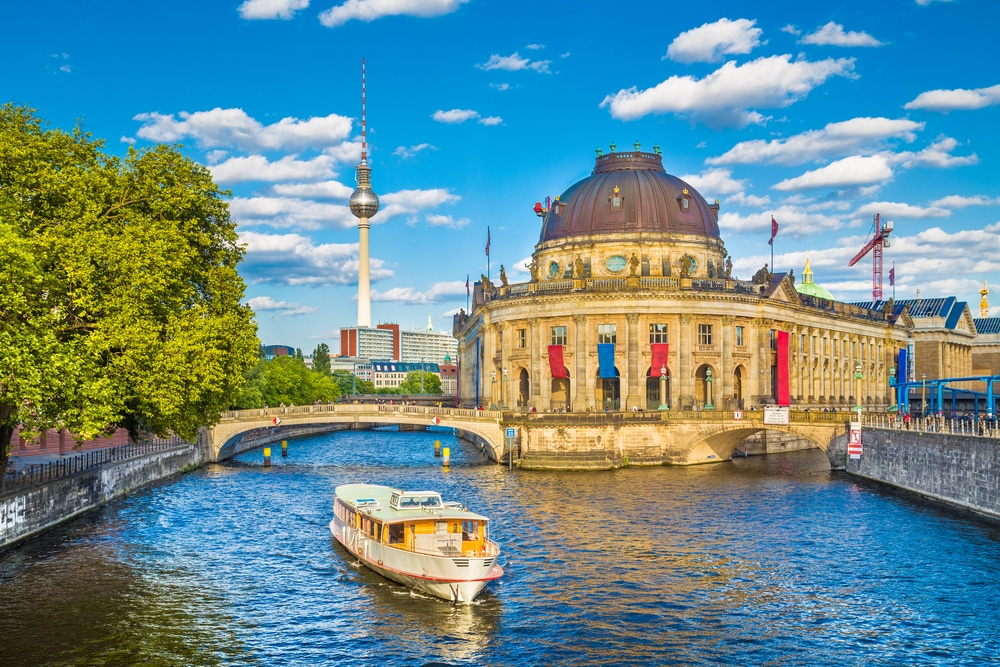 Must visit attractions in Berlin