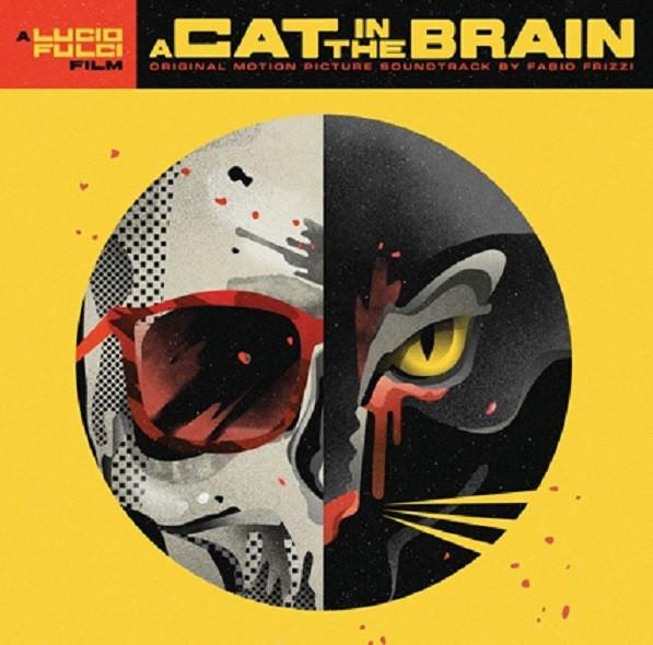 Fabio Frizzi - A Cat in the Brain - LP - Mondo - MOND-022