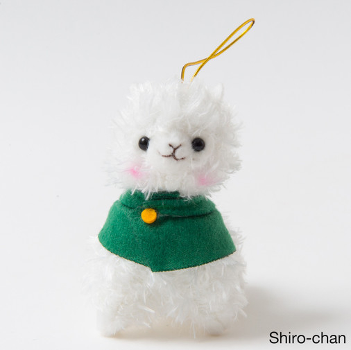 Alpacasso Attack On Titan Shiro-Chan
