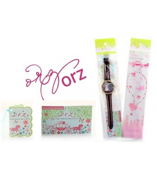 The package of our products: Orz watches