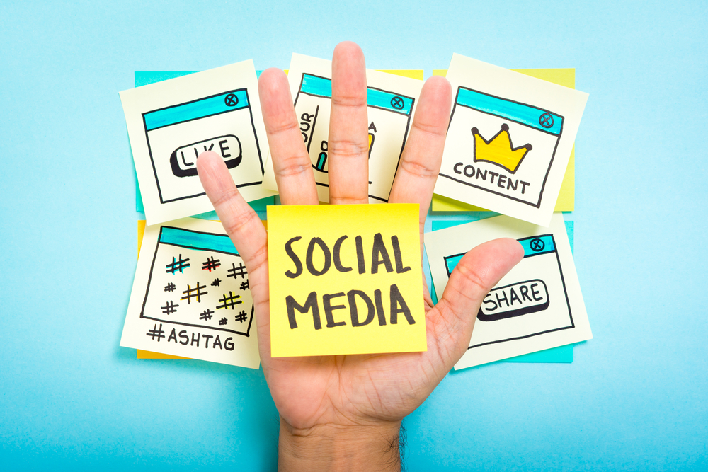 How can brands take help of social media to sell online?