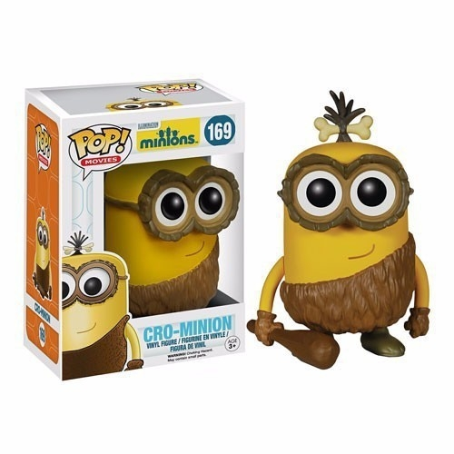 FUNKO POP Action Figure Minion Cro-Minion