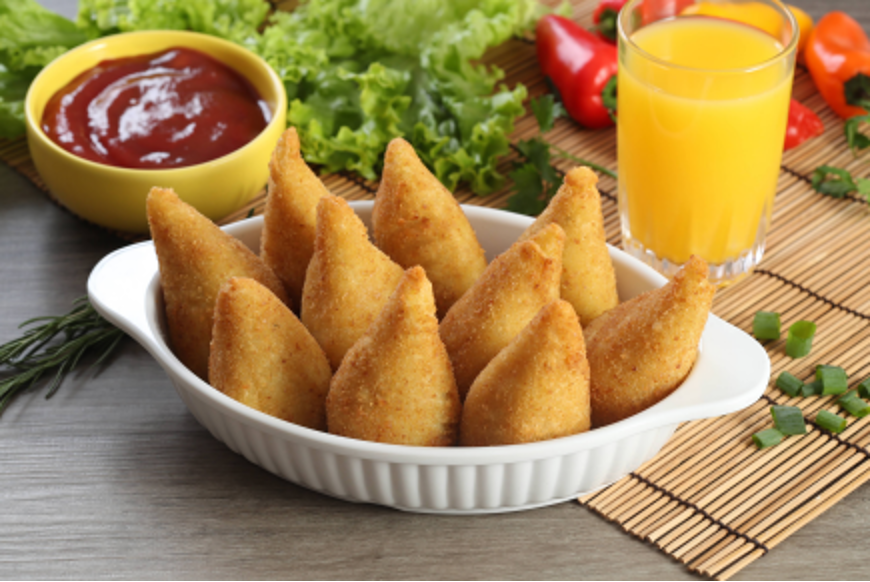 Coxinha - A Delicious Chicken Snack You Have Probably Never Heard Of