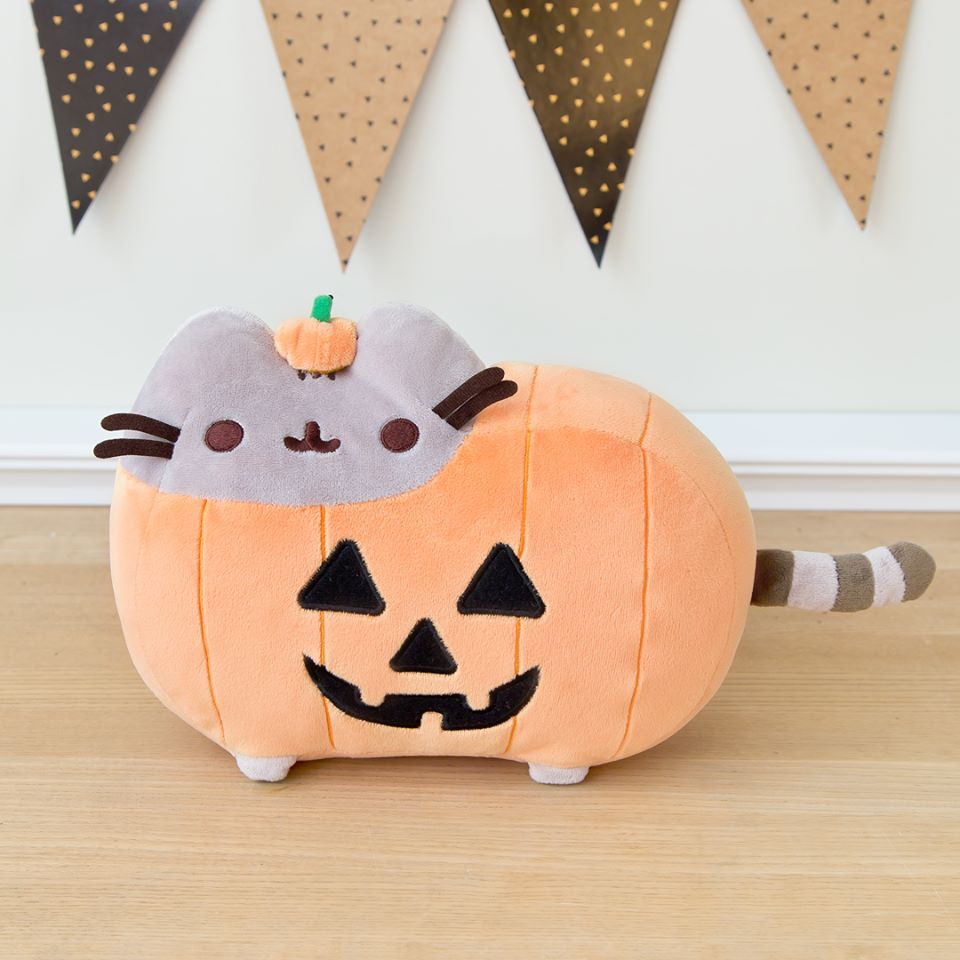 Exclusive Limited Edition Pumpkin Pusheen