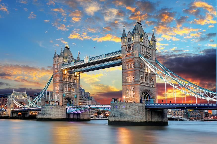 Isn't London beautiful? We would love to see your..