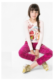 Desigual - Girl - T-shirt with drawings of <b>London</b> -..