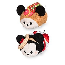 Mickey And Minnie <b>Mouse</b> Chicago Themed Tsum Tsum Mini..