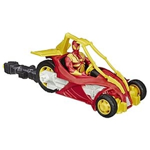 <b>Web</b> Warriors Iron Spider Street Warrior