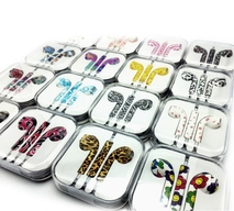 Cool Design In Ear Earphone Earbud Headphone Headset