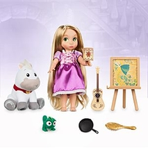Rapunzel Animator Singing Doll <b>gift</b> Set