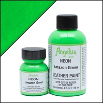 Angelus Neon <b>amazon</b> Green Paint