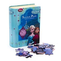 Frozen 6 in 1 Puzzle Storybook Set