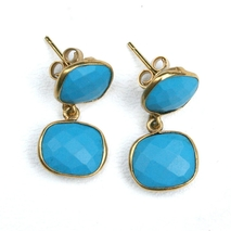 Whitten <b>Posts</b> - Blue Turquoise