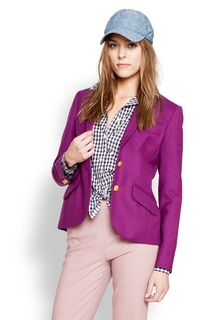 <b>Cambridge</b> Blazer in Magenta