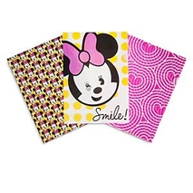Minnie <b>Mouse</b> MXYZ Folder, Set of 3