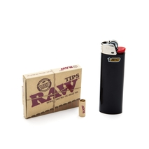 RAW Pre-Rolled Tips 21 Pack