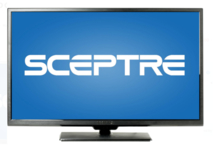 SCEPTRE X405BV-F 40' LED Class 1080P HD<b>TV</b> with ultra..