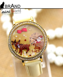 Mini World Watch Merry Christmas