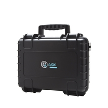 STR8 CASE - 13 inch w/ 3 Layer Foam - Black