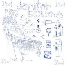 Janitor Scum - Scenes From the <b>Grocery</b> - LP - Lumpy..