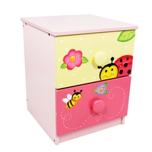Magic Garden - Storage Cabinet with 2 Drawers