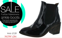 Boots in sale