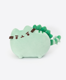 Pusheenosaurus plush toy