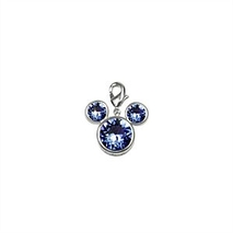 Arribas Brothers Mickey <b>Mouse</b> Birthstone Charm,..
