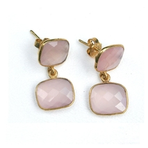 Whitten <b>Posts</b> - Rose Quartz