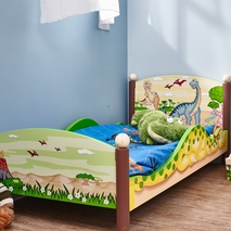 Dinosaur Kingdom - Toddler <b>Bed</b>