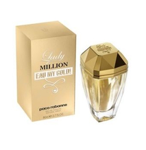 Paco Rabanne Lady Million Eau My Gold 80ML
