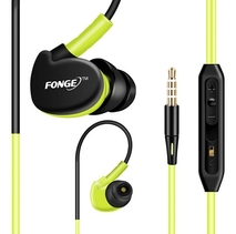 FONGE Sports Waterproof Earphones With Mic