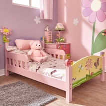 Magic Garden - Toddler <b>Bed</b>