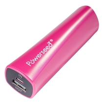 Powerseed® Rainbow, 2.400 mAh. Caricabatterie Mobile...